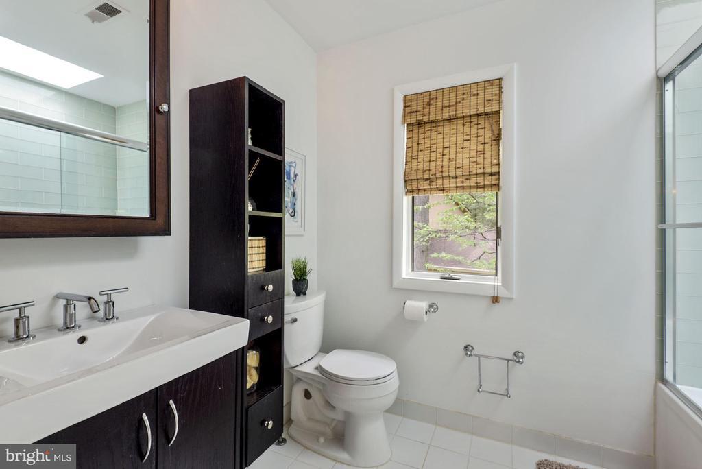 3rd level bathroom - 2108 OWLS COVE LN, RESTON