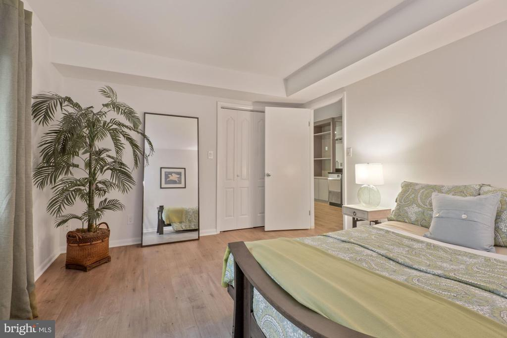 4th bedroom view - 2108 OWLS COVE LN, RESTON