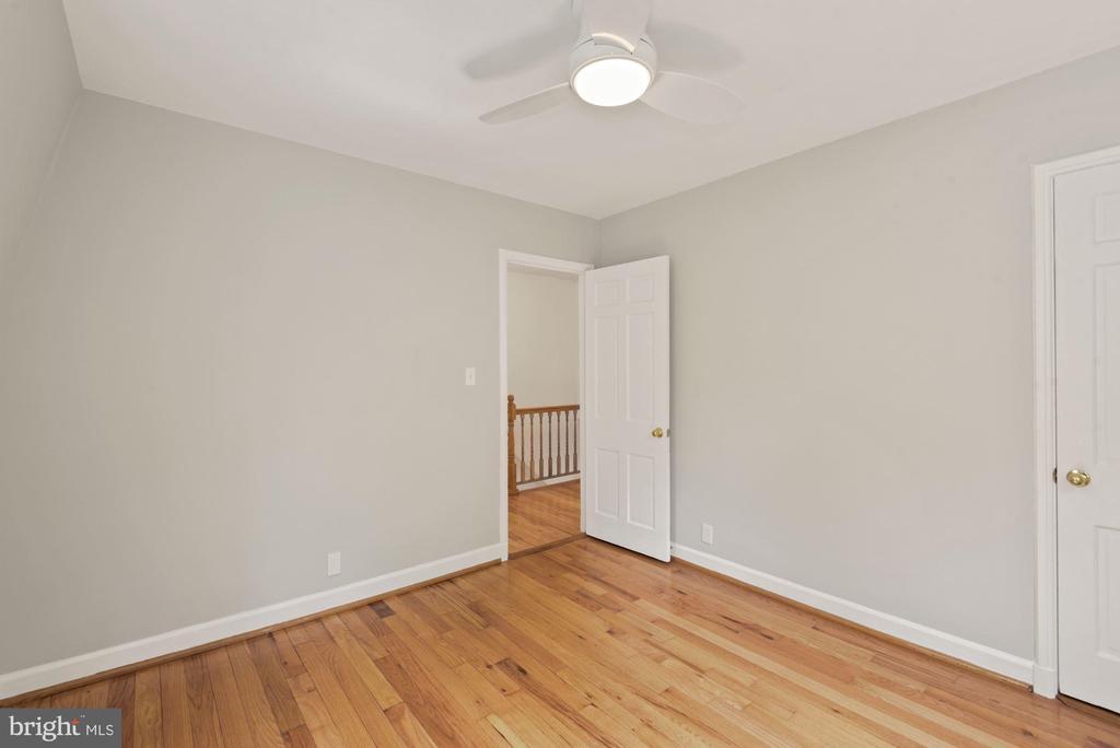 Third bedroom - 3613 S WAKEFIELD ST, ARLINGTON