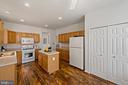 Breakfast area/Eat-in kitchen - 6293 CULVERHOUSE CT, GAINESVILLE