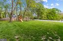 Private backyard! - 304 BERRY ST SE, VIENNA