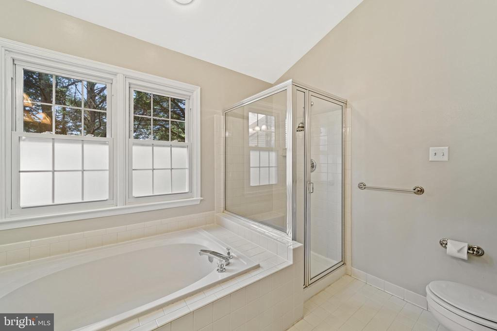 soaking tub & sep shwr - 8104 CREEKVIEW DR, SPRINGFIELD