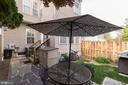 enjoy the privacy - 43017 EUSTIS ST, CHANTILLY
