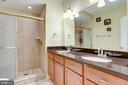 Basement Bath - 22339 DOLOMITE HILLS DR, ASHBURN