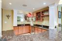 With sink and appliances. - 22339 DOLOMITE HILLS DR, ASHBURN