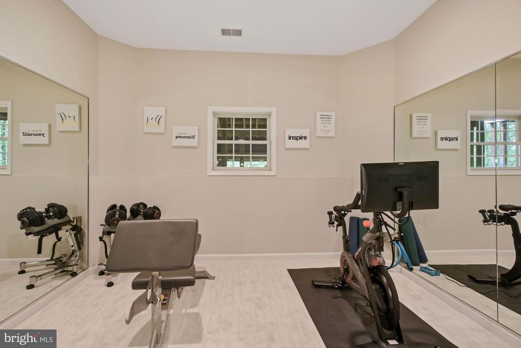 Exercise Room - 3701 MAPLE HILL RD, FAIRFAX