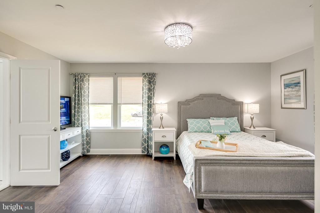 Master Bedroom/Main Floor - 16942 FREDERICK RD, MOUNT AIRY