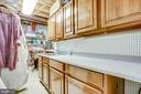 Storage room or work room - your choice. - 19 GRISWOLD CT, POTOMAC FALLS