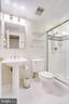 Shower room for basement bedrooms - 19 GRISWOLD CT, POTOMAC FALLS