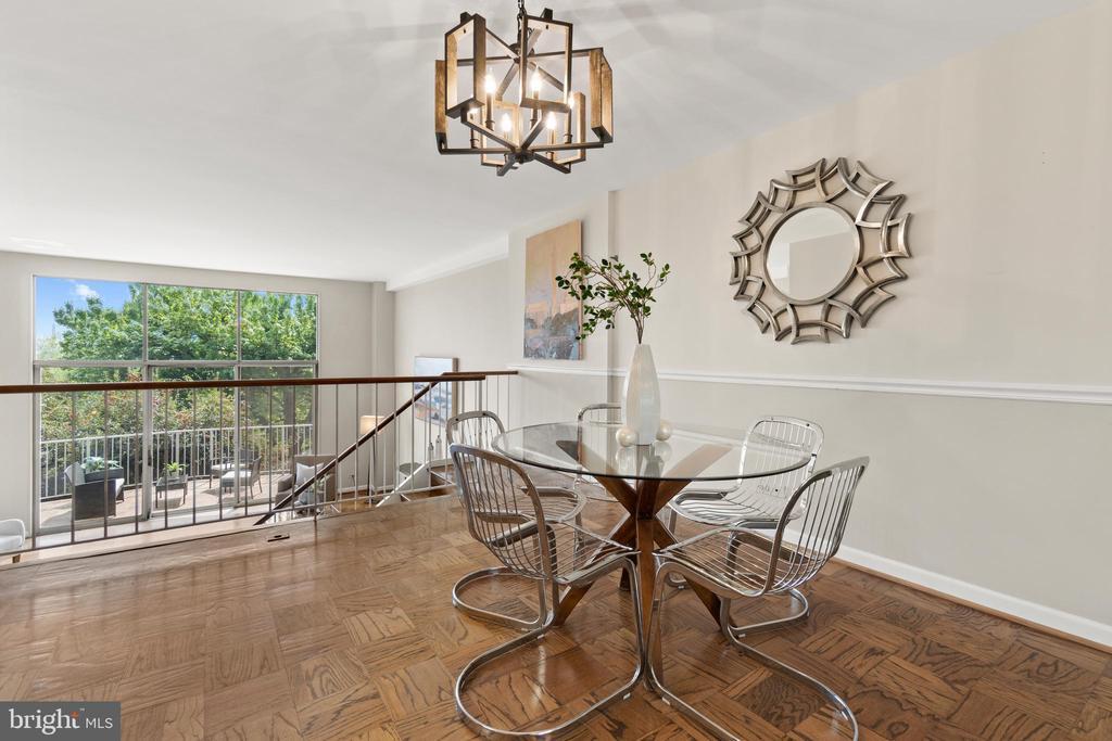Formal Dining Room - 1200 N NASH ST #240, ARLINGTON