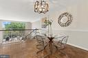 Formal Dining Room - 1200 N NASH ST #240, ARLINGTON