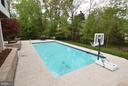 Custom Pool - 43341 CEDAR POND PL, CHANTILLY
