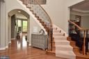Foyer - 43341 CEDAR POND PL, CHANTILLY