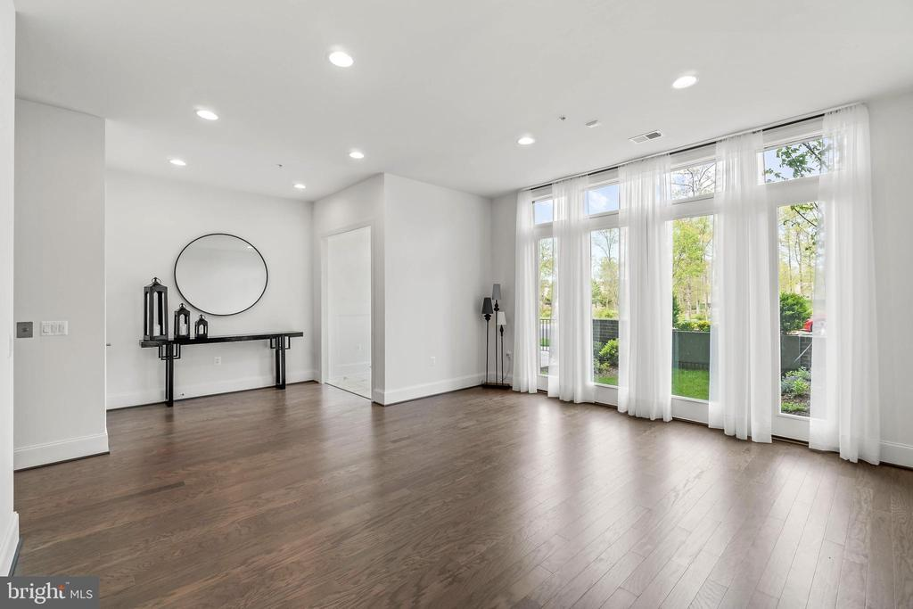Additional View  of Home Office or Living Rm - 20382 NORTHPARK DR, ASHBURN