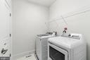 Laundry Rom on Bedroom Level - 20382 NORTHPARK DR, ASHBURN