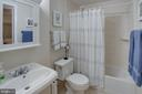Lower Level Full Bath #4 - 42624 LEGACY PARK DR, BRAMBLETON
