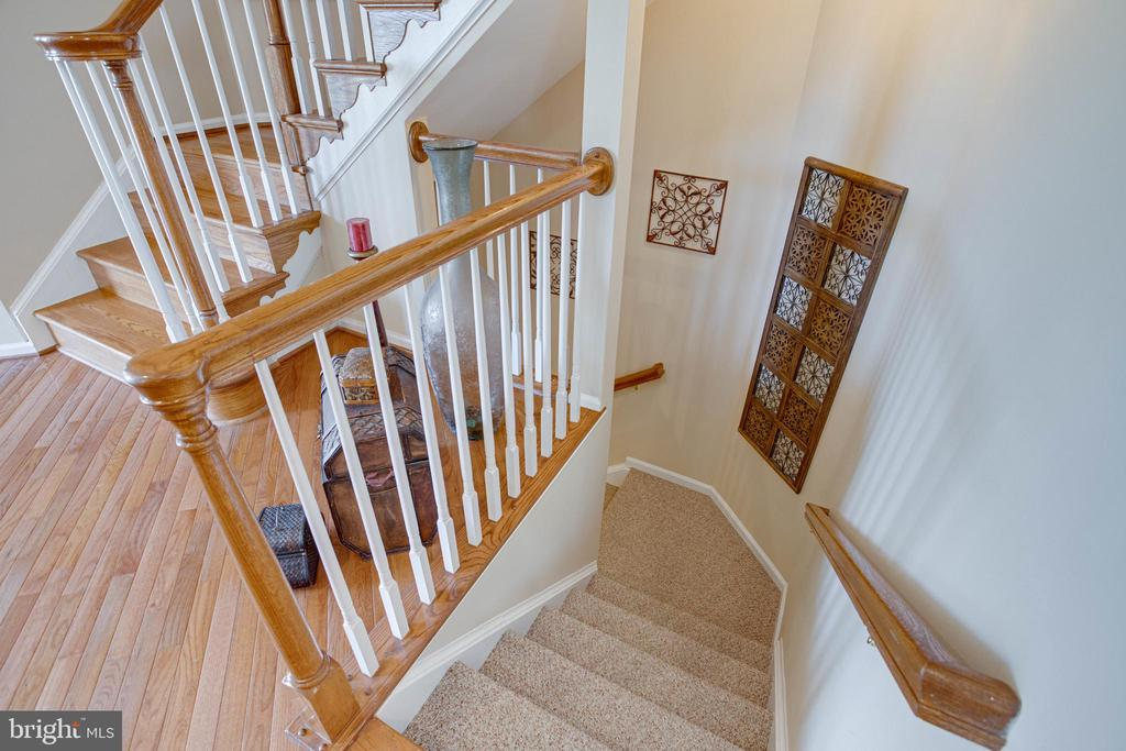 Let's hit the basement... - 42624 LEGACY PARK DR, BRAMBLETON