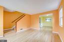 Spacious Living Room - 3206 13TH RD S, ARLINGTON
