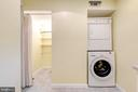 Newer washer and dryer - 3206 13TH RD S, ARLINGTON