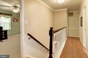 Upstairs Hallway - 6305 BLACKBURN FORD DR, FAIRFAX STATION