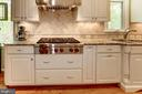 Cameo Kitchen with Wolf Range - 6305 BLACKBURN FORD DR, FAIRFAX STATION