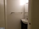 Lower Level  Bath - 5832 CANVASBACK RD, BURKE