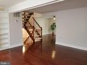 Living room 2 - 5832 CANVASBACK RD, BURKE