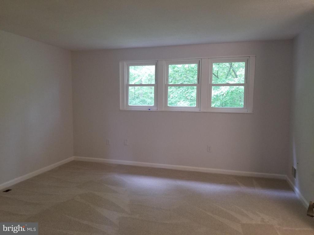 Master bedroom 1 - 5832 CANVASBACK RD, BURKE