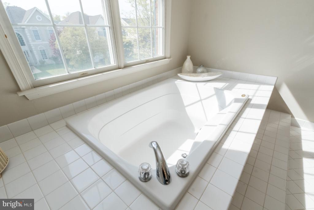 Main Suite Bathroom - 25466 GIMBEL DR, CHANTILLY