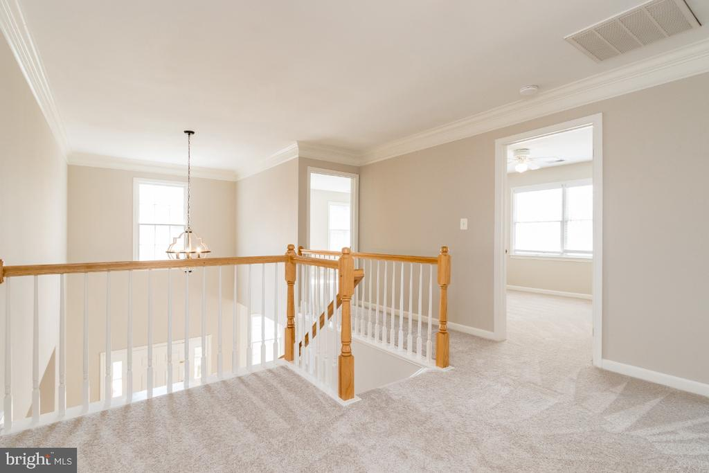 Upstairs Foyers - 25466 GIMBEL DR, CHANTILLY