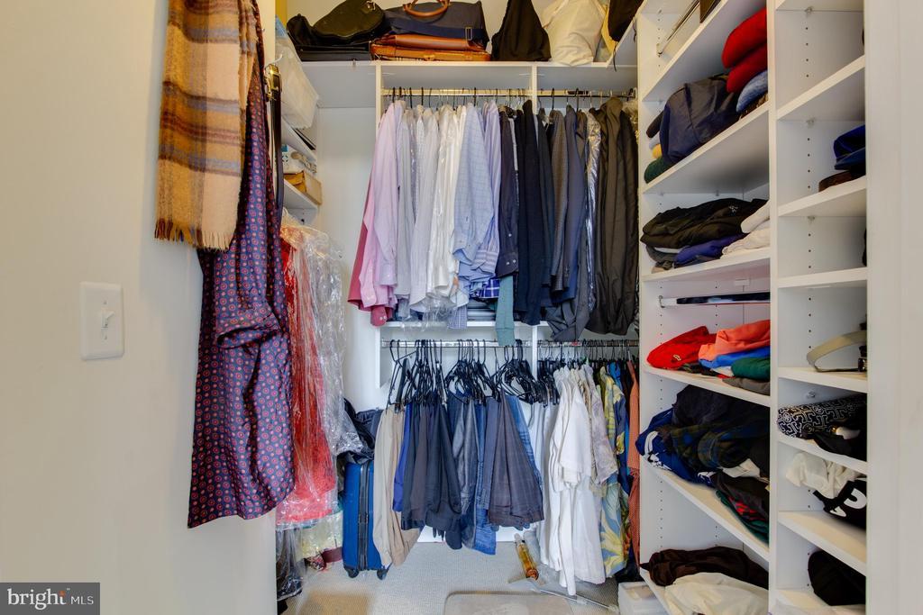 Closet - 11990 MARKET ST #415, RESTON