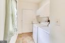 Laundry Area - 724 SLIGO AVE, SILVER SPRING
