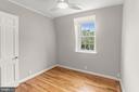 Second bedroom - 3613 S WAKEFIELD ST, ARLINGTON