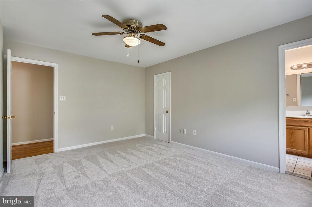Primary bedroom - 826 POTOMAC RIDGE CT, STERLING
