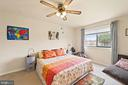 Large Owner's Bedroom - 11507 AMHERST AVE #102, SILVER SPRING