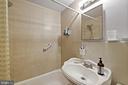 Nicely Remodeled Bathroom - 11507 AMHERST AVE #102, SILVER SPRING