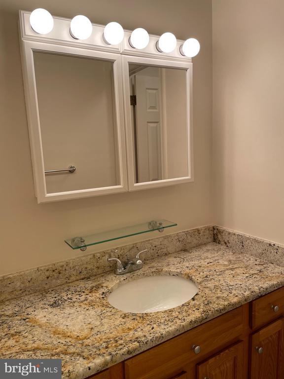 bathroom - 1006 BRINKER DR #102, HAGERSTOWN