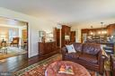 Floor plan has great flow! - 11949 GREY SQUIRREL LN, RESTON