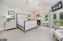Primary Bedroom Suite - 7301 DULANY DR, MCLEAN