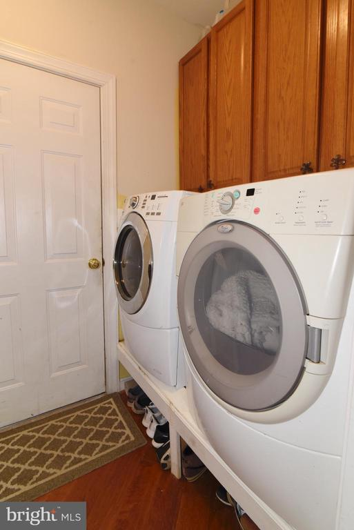 Main level Laundry - 43298 HEATHER LEIGH CT, ASHBURN