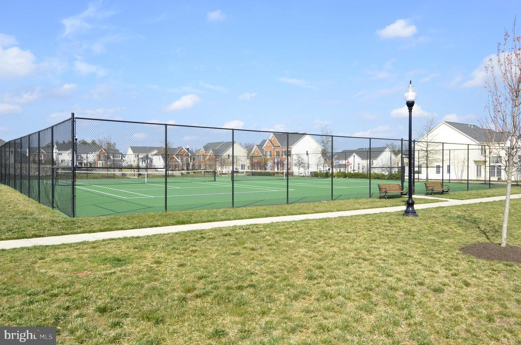 Tennis Courts - 43690 MINK MEADOWS ST, CHANTILLY