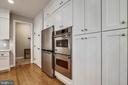 Counter Depth Refrigerator, Double Ovens - 43690 MINK MEADOWS ST, CHANTILLY