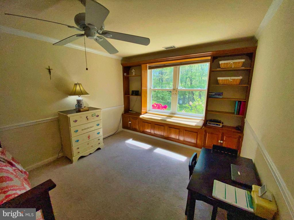 Suite 2 Built In Bookshelves - 12902 CHURCHILL RIDGE CIR #2-1, GERMANTOWN