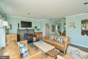 Another view of living room - 39895 THOMAS MILL RD, LEESBURG