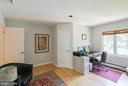 Another room of library/office - 39895 THOMAS MILL RD, LEESBURG