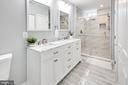 Full Bathroom #3/Basement - 16942 FREDERICK RD, MOUNT AIRY