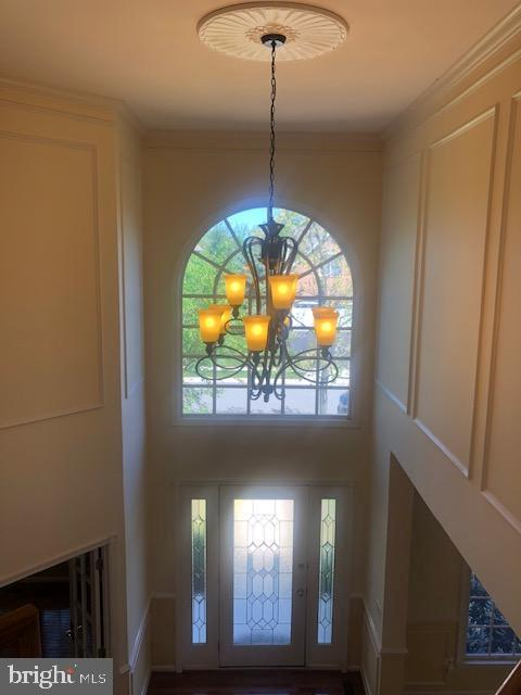 Bring Outdoors In with this Large Palladium Window - 43691 FROST CT, ASHBURN