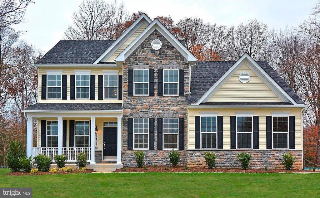 The Treemont with Optional Side Load Garage - 530 WATERSVILLE RD, MOUNT AIRY