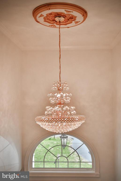 Motor Lowered Chandelier - 7215 TANAGER ST, SPRINGFIELD