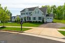 This is the Remington Place II built by NVHomes - 2094 TWIN SIX LN, DUMFRIES